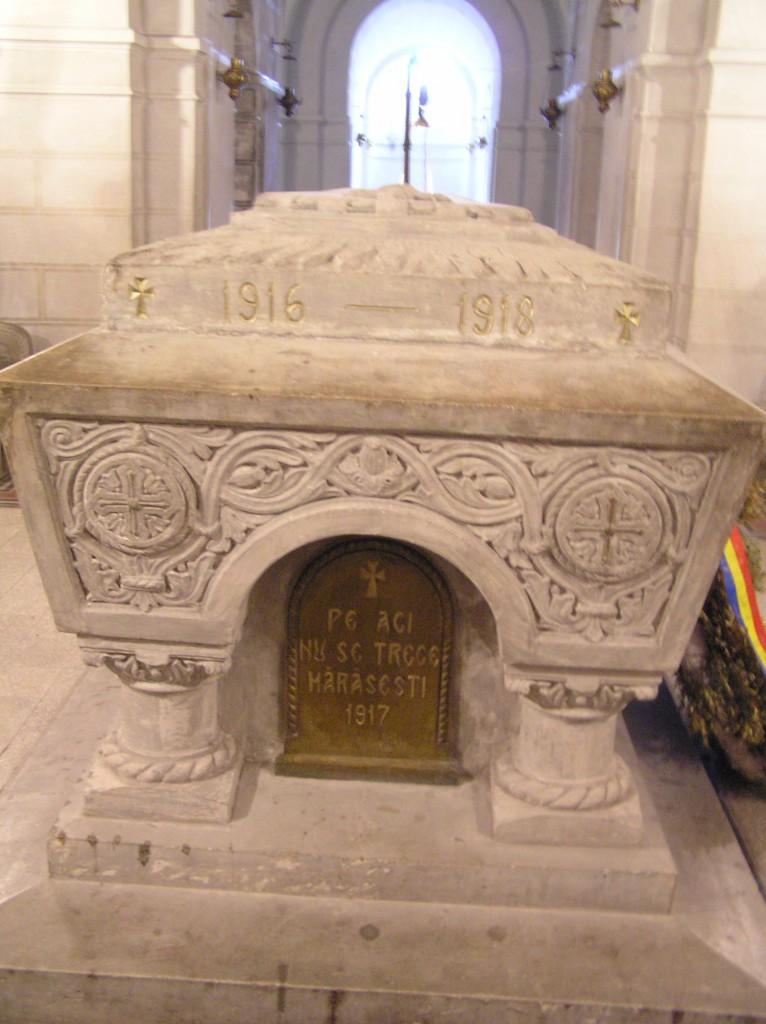 mausoleul marasesti mormantul eroului necunoscut 766x1024 1