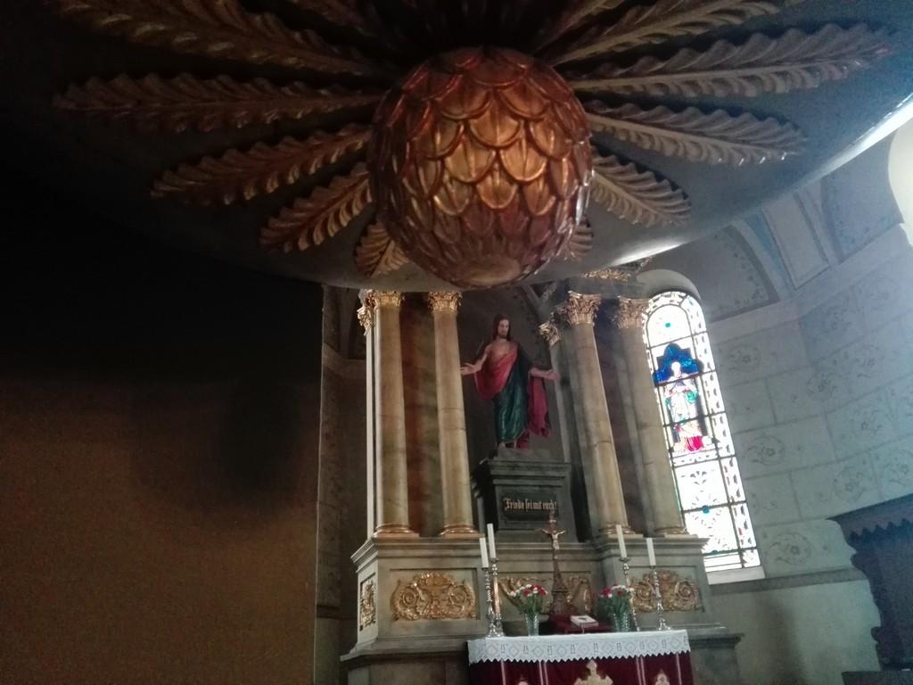 Biserica fortificata Cristian obiective turistice Brasov Romania 31