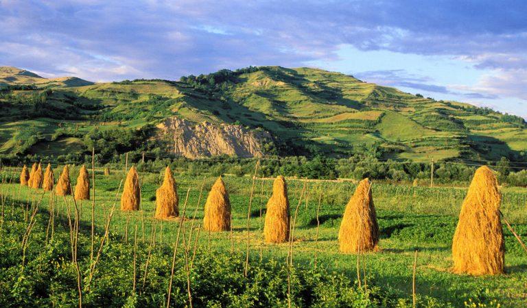 TOP 10 frumuseți rurale din România!