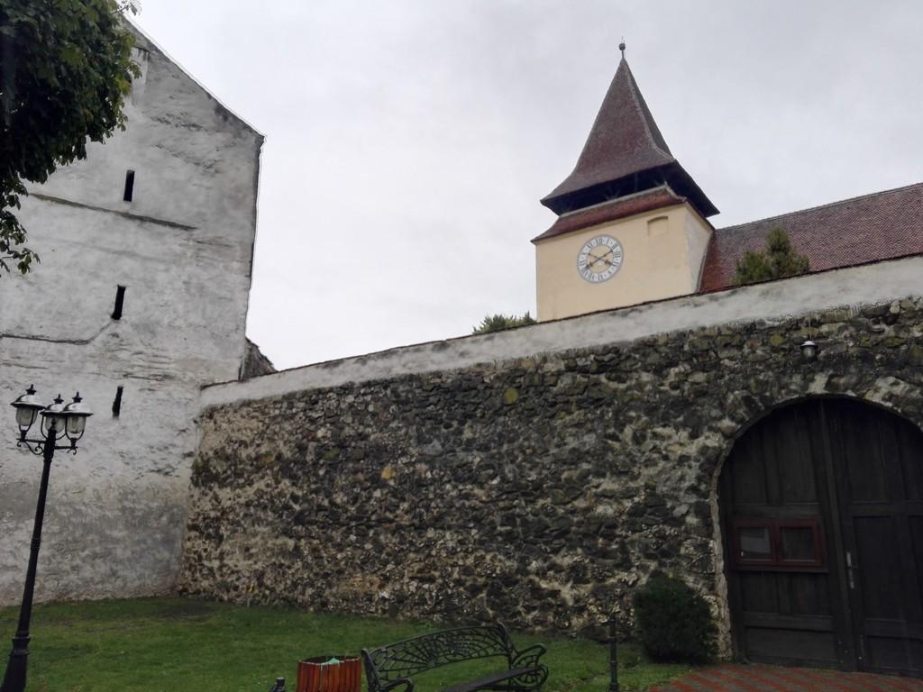 biserica fortificata Vulcan 2