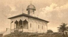 Biserica Bucur 1900