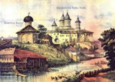 Biserica Bucur si Manastirea Mircea Voda
