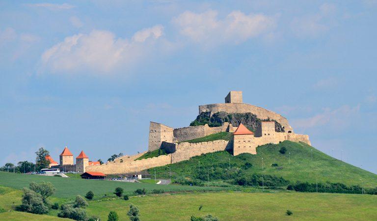 Cetatea în care a murit ultimul rege al dacilor