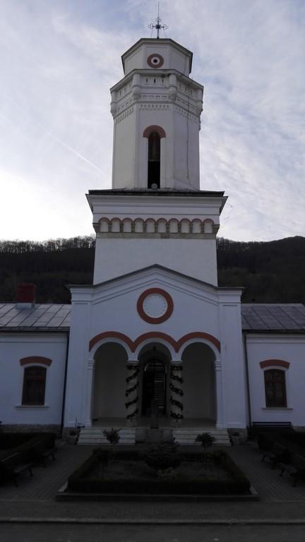 Manastirea Bistrita judetul Valcea 37