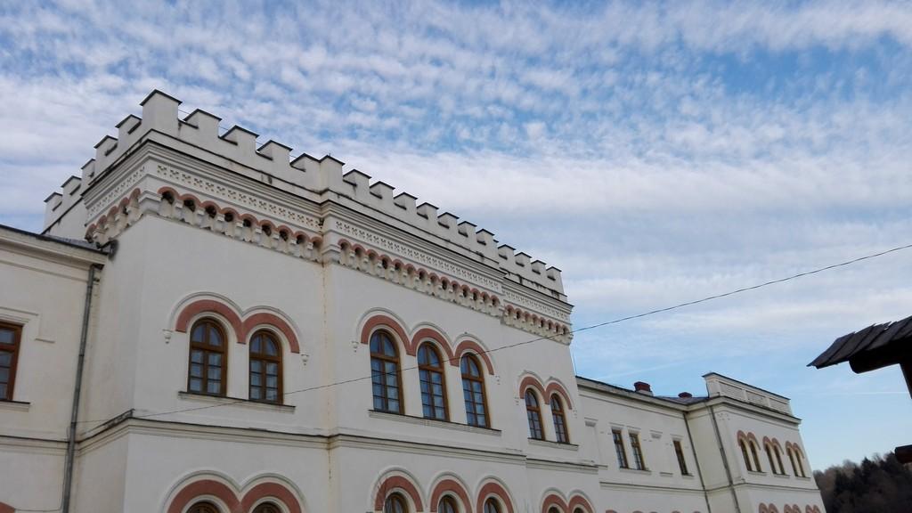 Manastirea Bistrita judetul Valcea 39