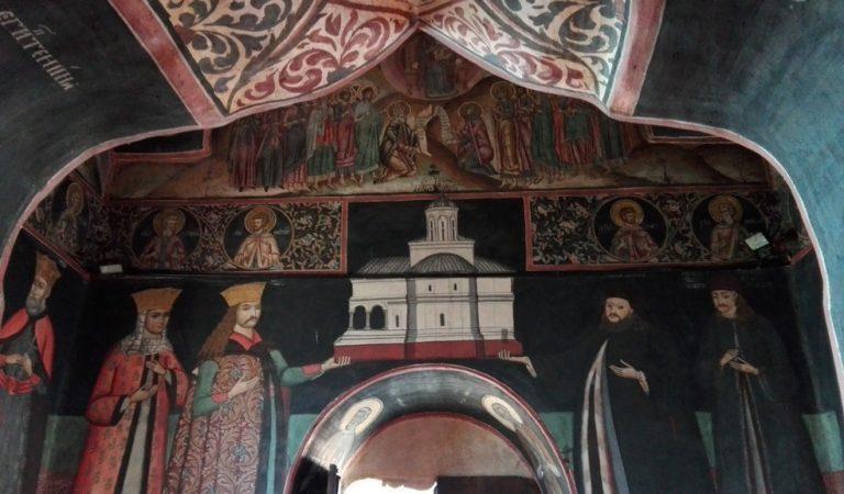 Surpatele, Govora și Bistrița