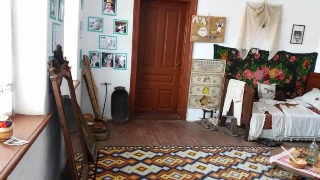 558.Casa memorial Amza Pellea 1931 1983 2