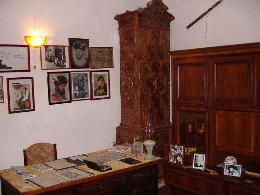 558.Casa memorial Amza Pellea 1931 1983 7