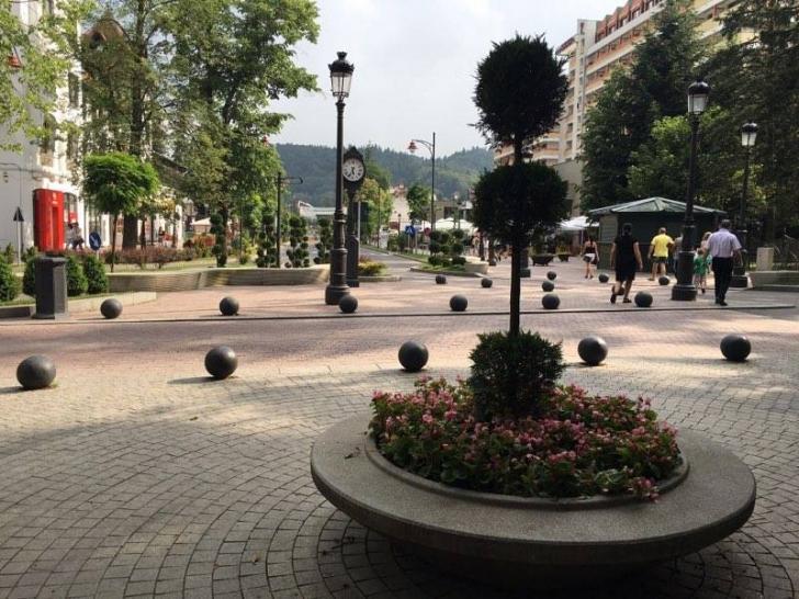 sinaia city center 1