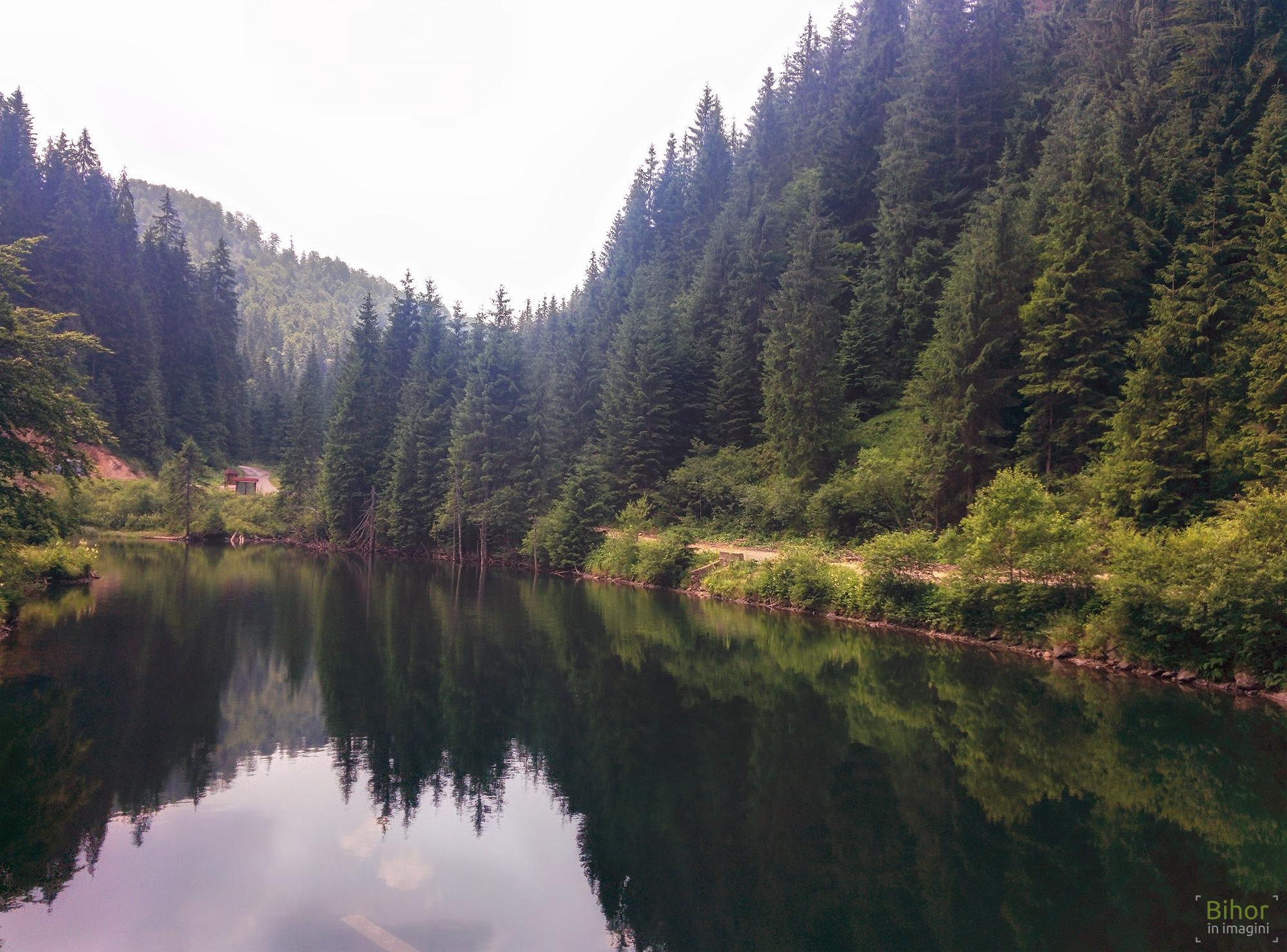 Baraj de acumulare pe Valea Iadului
