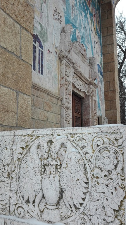 Biserica din Bogata Olteana Dimitrie Leonida obiective turistice Romania judetul Brasov 30
