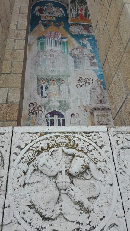 Biserica din Bogata Olteana Dimitrie Leonida obiective turistice Romania judetul Brasov 35 1