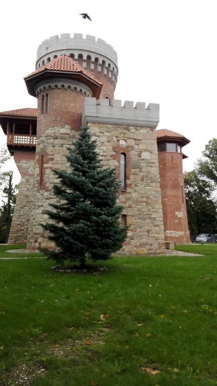 Castelul lui Dracula Parcul Carol 1