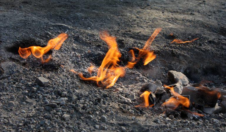 Focul viu – văpaie nestăvilită din inima pământului
