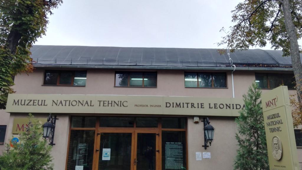 Muzeul Tehnicii Dimitrie Leonida 55