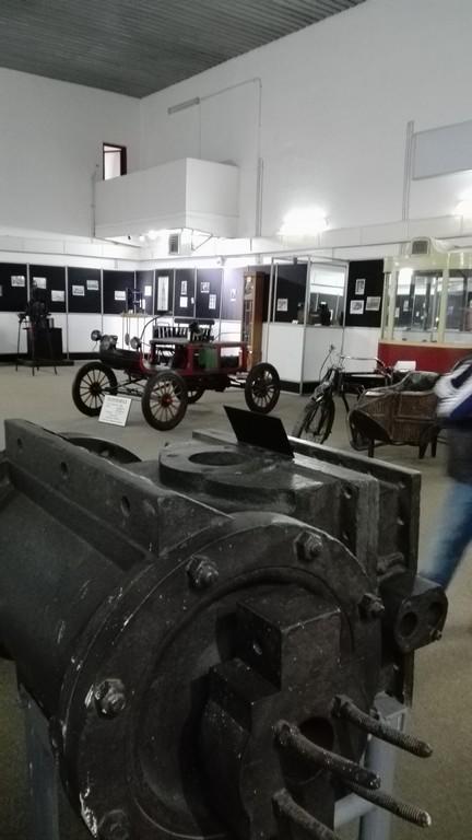 Muzeul Tehnicii Dimitrie Leonida 59
