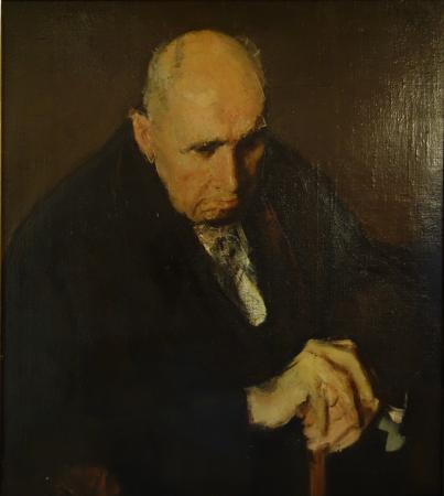corneliu baba portrait