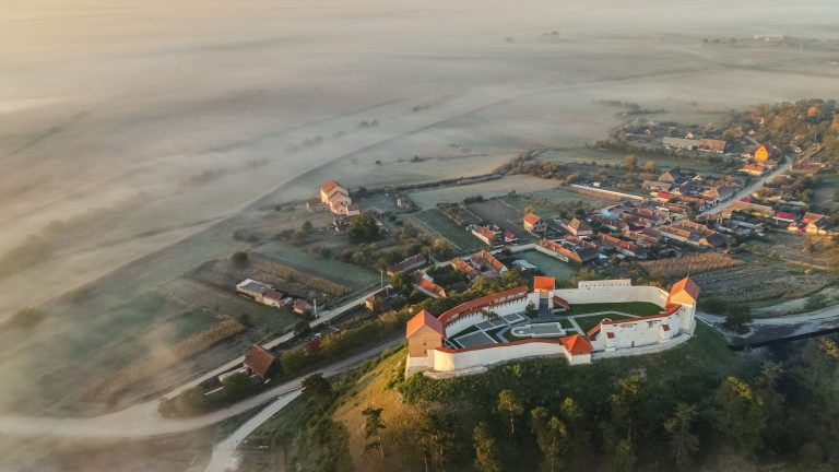 feldioara fortress brasov romania PG5AL37