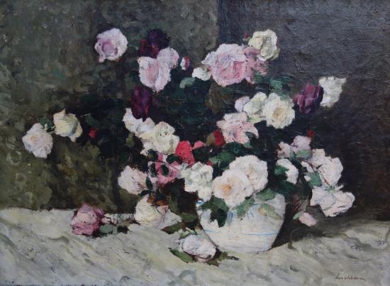 stefan luchian roses