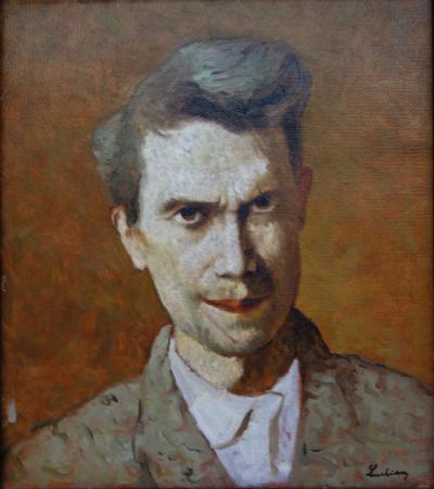 stefan luchian self portrait