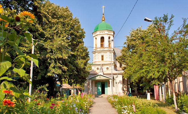 Biserica Lipoveneasca Sfanta Paraschiva din orasul Tulcea dan calin