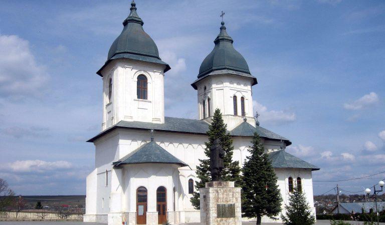 Catedrala episcopală din Huși