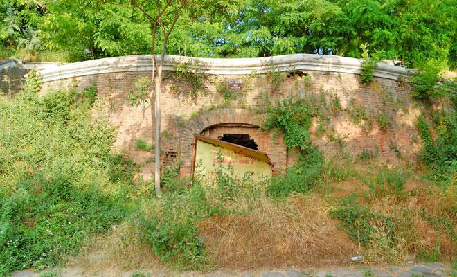 Cetatea Brailei din orasul Braila brailapebune
