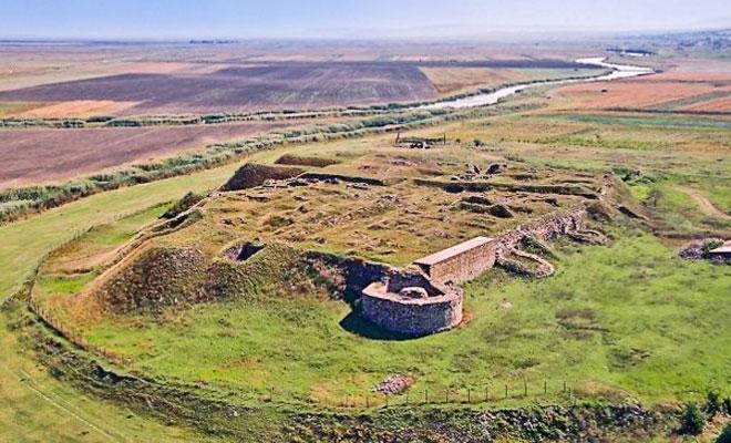 Cetatea Romano Bizantina Dinogetia din comuna Jijila