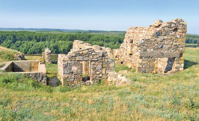 Cetatea Troesmis din comuna Turcoaia judetul Tulcea 2