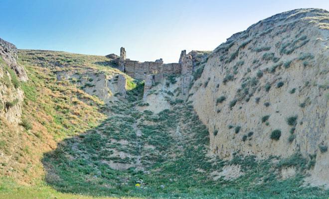 Cetatea Troesmis din comuna Turcoaia