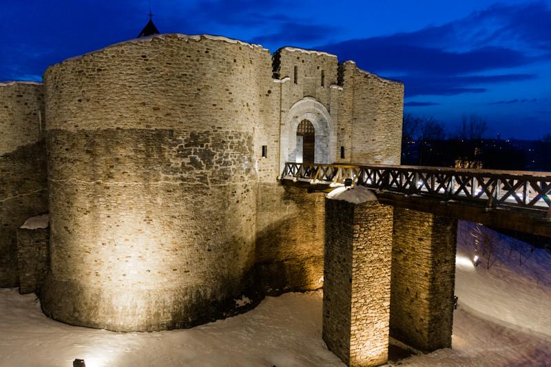 Cetatea de Scaun a Sucevei febr 2018 4