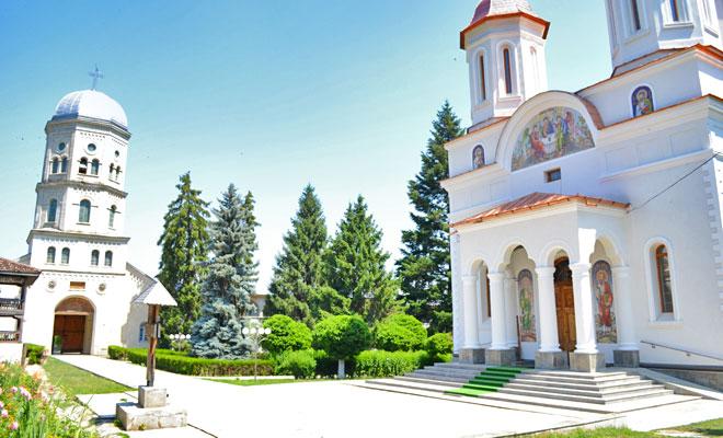 Manastirea Cocos din comuna Niculitel