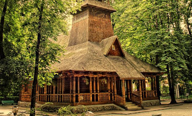 Manastirea Lacu Sarat din comuna Chiscani flickr