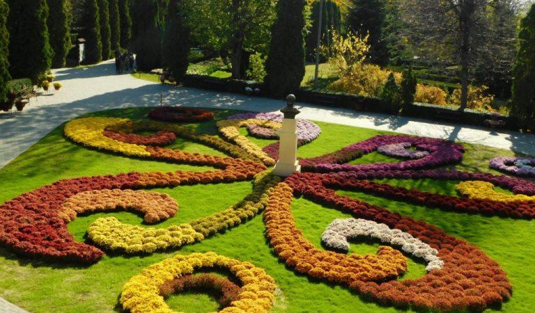Grădina Botanică din Iași  –  prima din țară