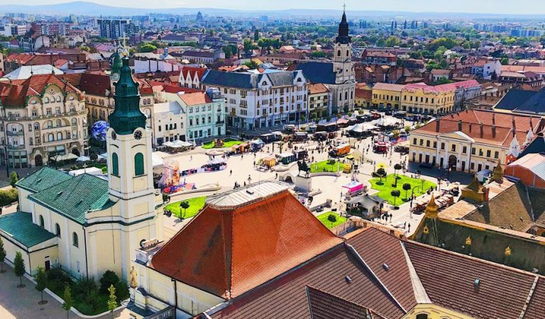 Oradea – cum să  te îndrăgostești de România