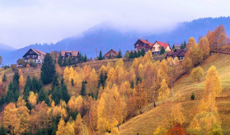 Satul Peștera – refugiul minții între munți