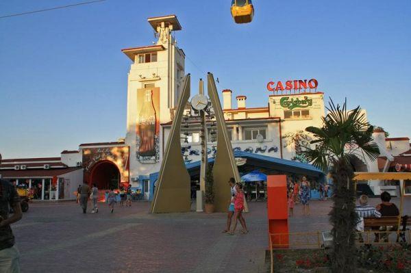 Cazino Mamaia