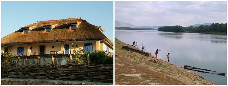 Enisala Safarii Village si Carcaliu 1