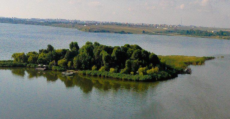 Legendele lacului Siutghiol