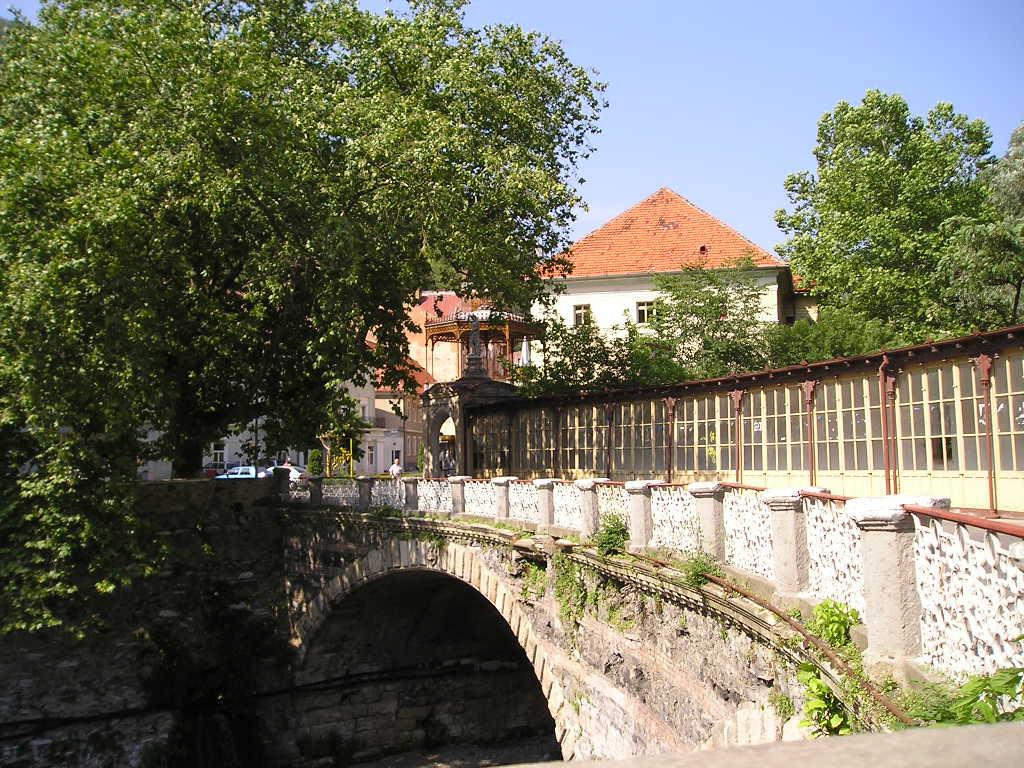 Podul de piatra peste Cerna