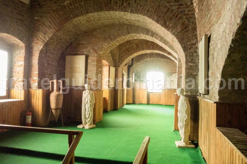 Vestigiile Bailor Romane din Baile Herculane Valea Cernei