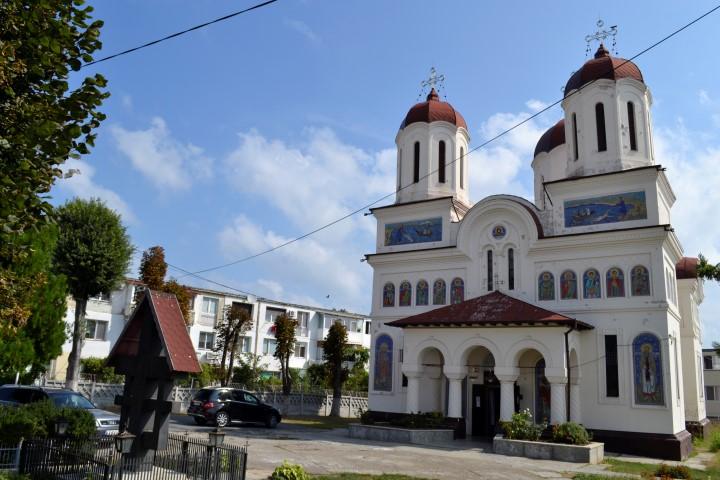 biserica Sf Gheorghe Mangalia