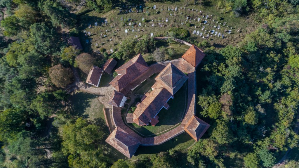 viscri fortified church transylvania romania PSM6ESC 1
