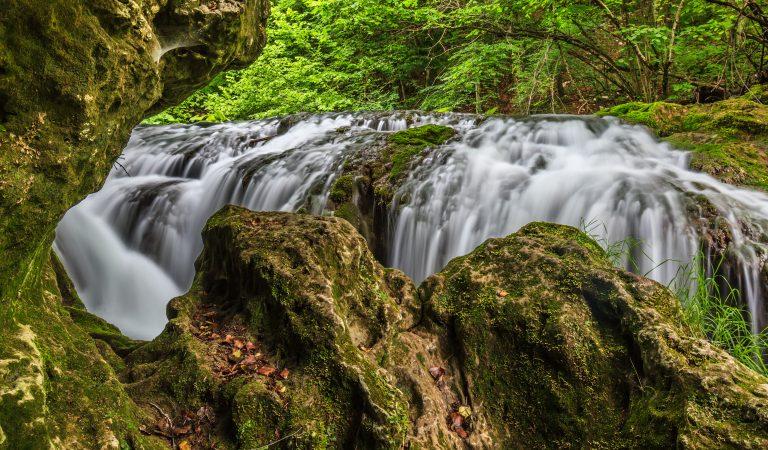 Cascada Văioaga – miracolul din Banat