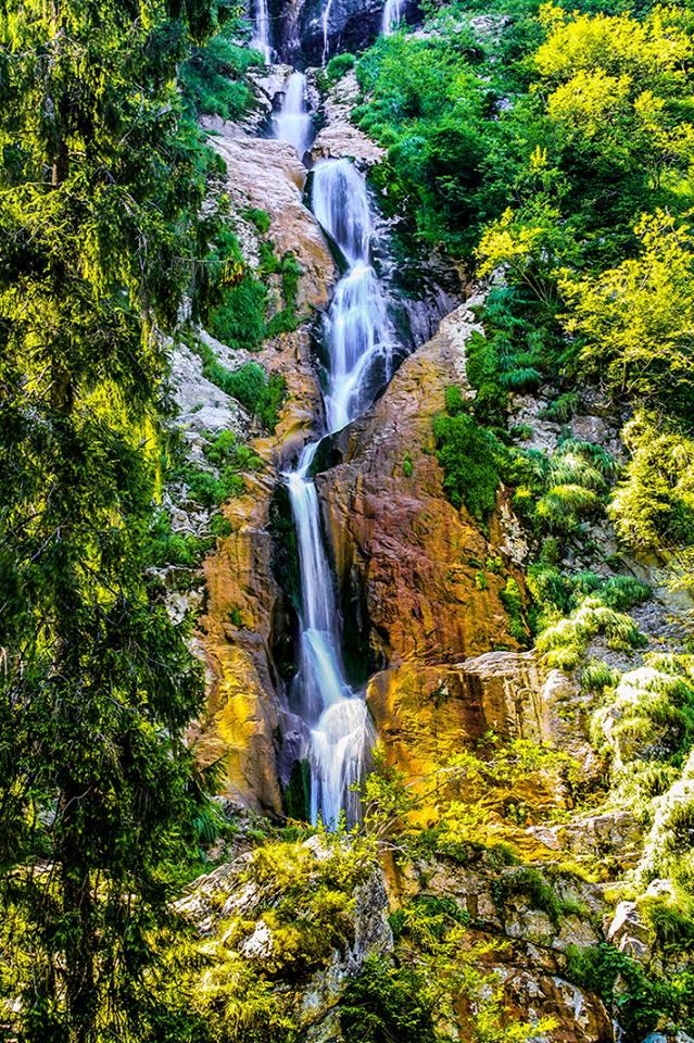 Obiective turistice Maramures Cascada Cailor Foto Sorin Toma 2