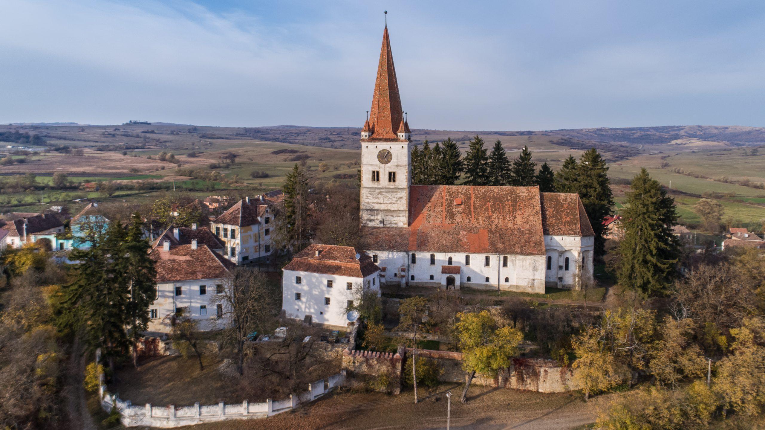 cincu medieval church P2CJRHC 3 scaled