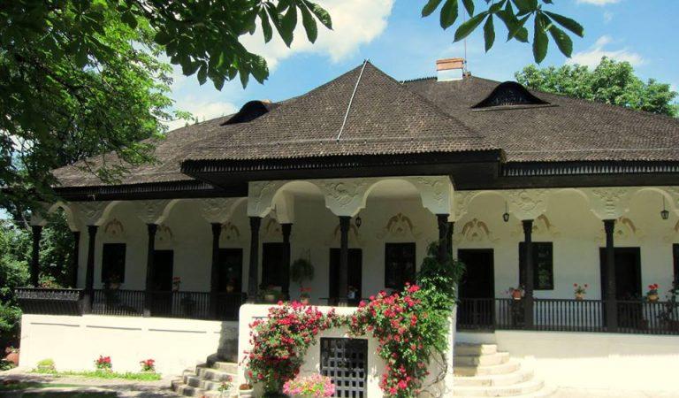 Conacul Bellu, în care astăzi funcționează Muzeul Memorial Alexandru Bellu