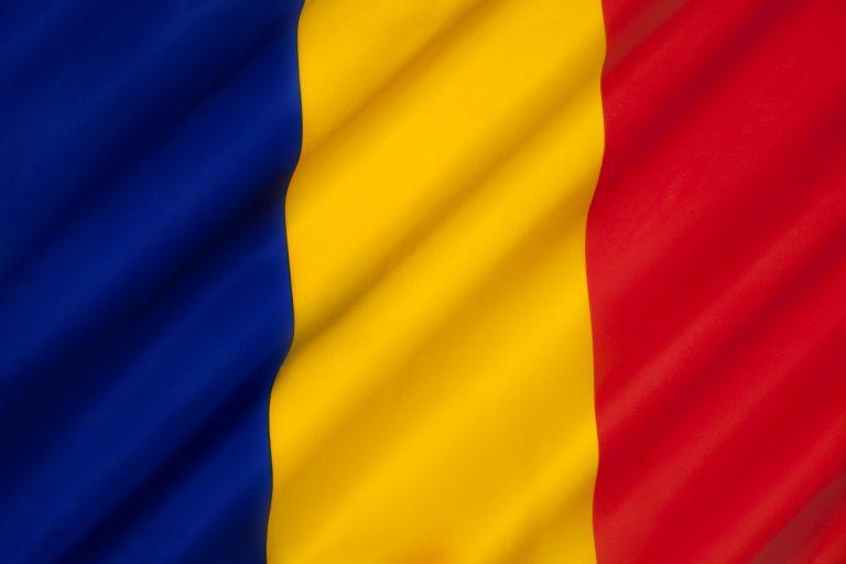 flag of romania RSQ9SFP