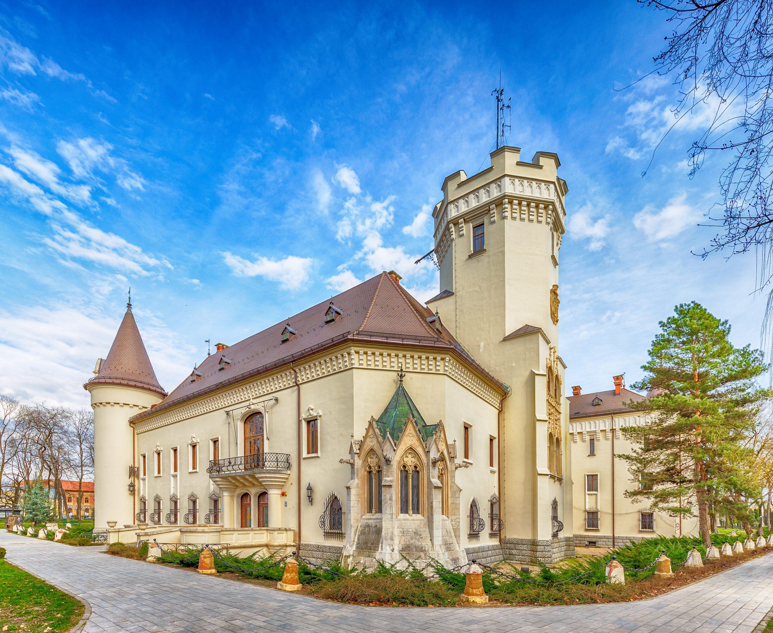 karolyi castle in carei AZ9LBMH 2 scaled