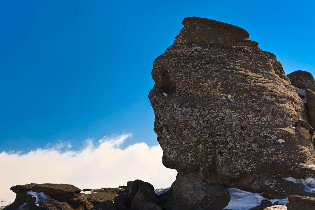 the bucegi sphinx romania PL3TDFA
